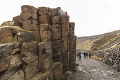 Giant's Causeway - Northern Ireland Stock Photography