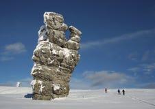 Giants много-pupu-ner Стоковые Фотографии RF