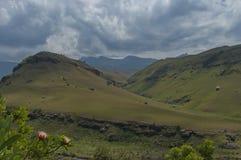 Giants Castle KwaZulu-Natal nature reserve Royalty Free Stock Images