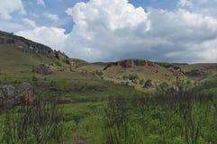 Giants Castle KwaZulu-Natal nature reserve Stock Photography
