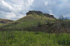 Giants Castle KwaZulu-Natal nature reserve Stock Photo