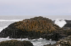 The Giants Causeway Royalty Free Stock Images