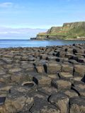 Giants Causeway, Antrim, Ireland Royalty Free Stock Photo