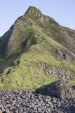 Giants Causeway; County Antrim. Northern Ireland royalty free stock photos