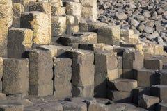 Giants Causeway; County Antrim; Northern Ireland royalty free stock image