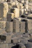Giants Causeway; County Antrim; Northern Ireland. UK royalty free stock photo