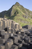 Giants Causeway; County Antrim; Northern Ireland Stock Images