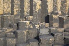 Giants Causeway; County Antrim; Northern Ireland. UK royalty free stock image