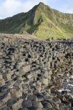 Giants Causeway; County Antrim; Northern Ireland. UK stock image