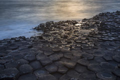 Giants Causeway - County Antrim - Northern Ireland Royalty Free Stock Photography