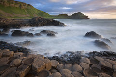 Giants Causeway - County Antrim - Northern Ireland Royalty Free Stock Photos