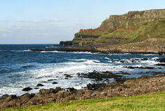 Giants Causeway, Ireland Stock Photography