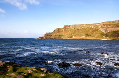 Giants Causeway, Ireland Royalty Free Stock Photography