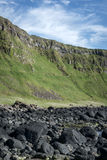 Giants, Causeway, National park landscape Stock Images