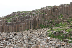 Giants Causeway NI Royalty Free Stock Photos