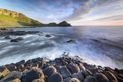 The Giants Causeway, North Ireland Stock Photography