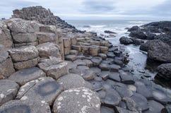The Giants Causeway, Northern Ireland Stock Photography