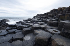 The Giants Causeway, Northern Ireland Royalty Free Stock Image