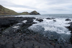 The Giants Causeway, Northern Ireland Stock Image