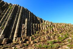 Giants Causeway, Northern Ireland Royalty Free Stock Photos