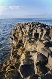Giants Causeway in Northern Ireland Royalty Free Stock Images