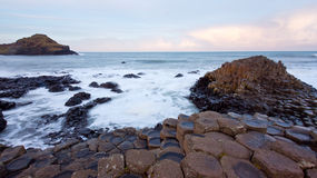 Giants Causeway,Northern Ireland Royalty Free Stock Images
