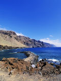 The Giants Cliffs on Tenerife Royalty Free Stock Photo