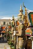 Giants de Tailandia Foto de archivo