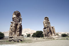 Giants, Egypt Stock Photos