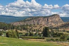 Giants-Kopf-Berg nahe Summerland-Britisch-Columbia Kanada Stockbild