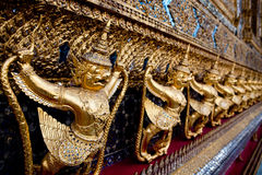 Giants in Royal Palace, Bangkok Stock Images