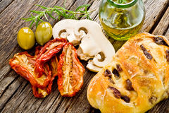 Giants Spanish olives Stock Photos