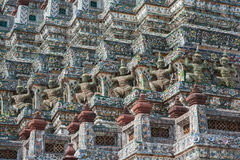 Giants tailandés Foto de archivo libre de regalías