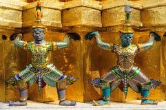 Giants tailandés Fotografía de archivo libre de regalías