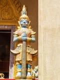 Giants Thai. UBON RATCHATHANI, THAILAND - July 14: Temple Thailand Stock Image