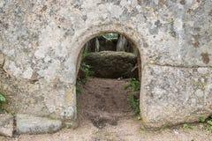 Giants`tomb Stock Photo
