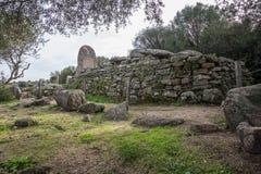 Giants tomb Stock Image