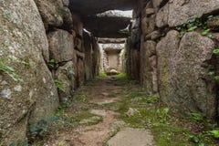 Giants tomb Stock Photos