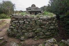 Giants tomb Stock Photo