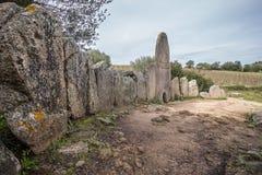 Giants tomb Stock Photography