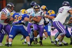 Giants vs. Vikings Stock Images