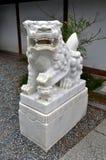 Giapponese Lion Dog Fotografie Stock Libere da Diritti