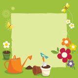 Giardinaggio illustrazione vettoriale