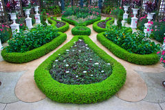 Giardini al conservatorio di Phipps immagine stock libera da diritti