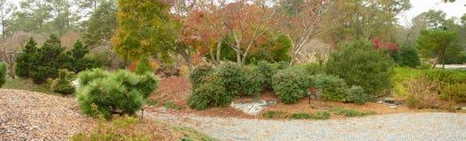 Giardini botanici Fotografia Stock Libera da Diritti