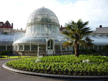 Giardini botanici a Belfast, Irlanda del Nord fotografia stock