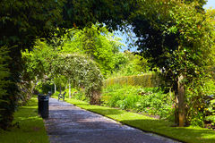 Giardini botanici di Belfast fotografia stock libera da diritti