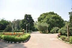 Giardini botanici di Lalbagh, Bangalore, il Karnataka, immagini stock libere da diritti