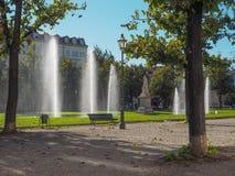Giardini Cavour Stock Images