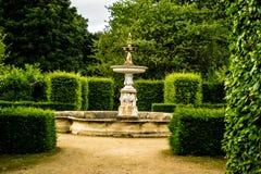 Giardini convenzionali Fotografia Stock Libera da Diritti